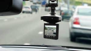 cámara trasera para coche con pantalla grande