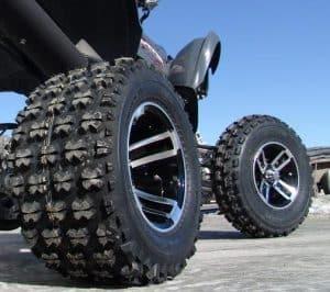 ruedas de quad anchas