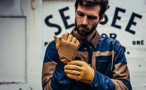 guantes para moto bonitos