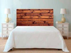 cabezal de cama minimalista