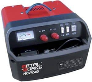 cargador de batería compacto