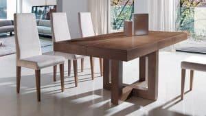 mesa de comedor robusta