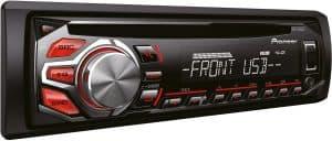 radio de coche de calidad