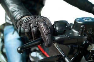 guantes para moto negros
