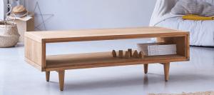 mesa baja moderna