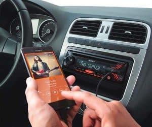 conectar una radio de coche