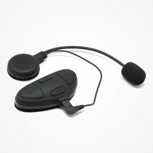 intercomunicador para casco con cable