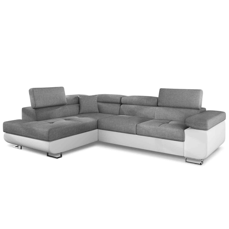 Sofá con chaise longue: ¿qué modelo elegir? agosto 2020
