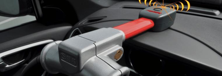 antirrobos para coche