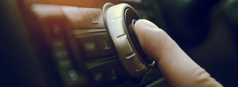 buena radio de coche