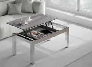 mesa baja abatible