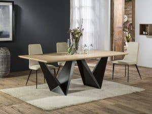 mesa de comedor moderna grande