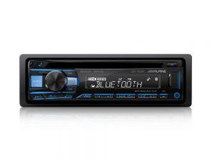 radio de coche pequeña