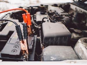 batería cargándose