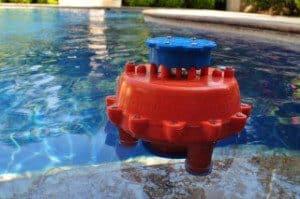 alarma de piscina flotante