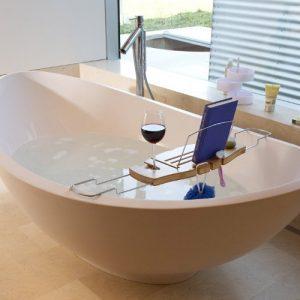 bandeja de bañera BamBridge
