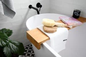 bandeja de bañera pequeña