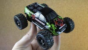 coche teledirigido mini