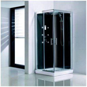 cabina de ducha pequeña