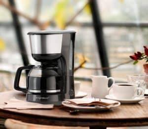 cafetera de filtro moderna