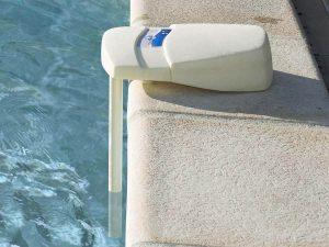 alarma de piscina grande