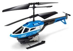 helicóptero teledirigido de 3 canales