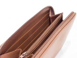 compartimentos de cartera para mujer