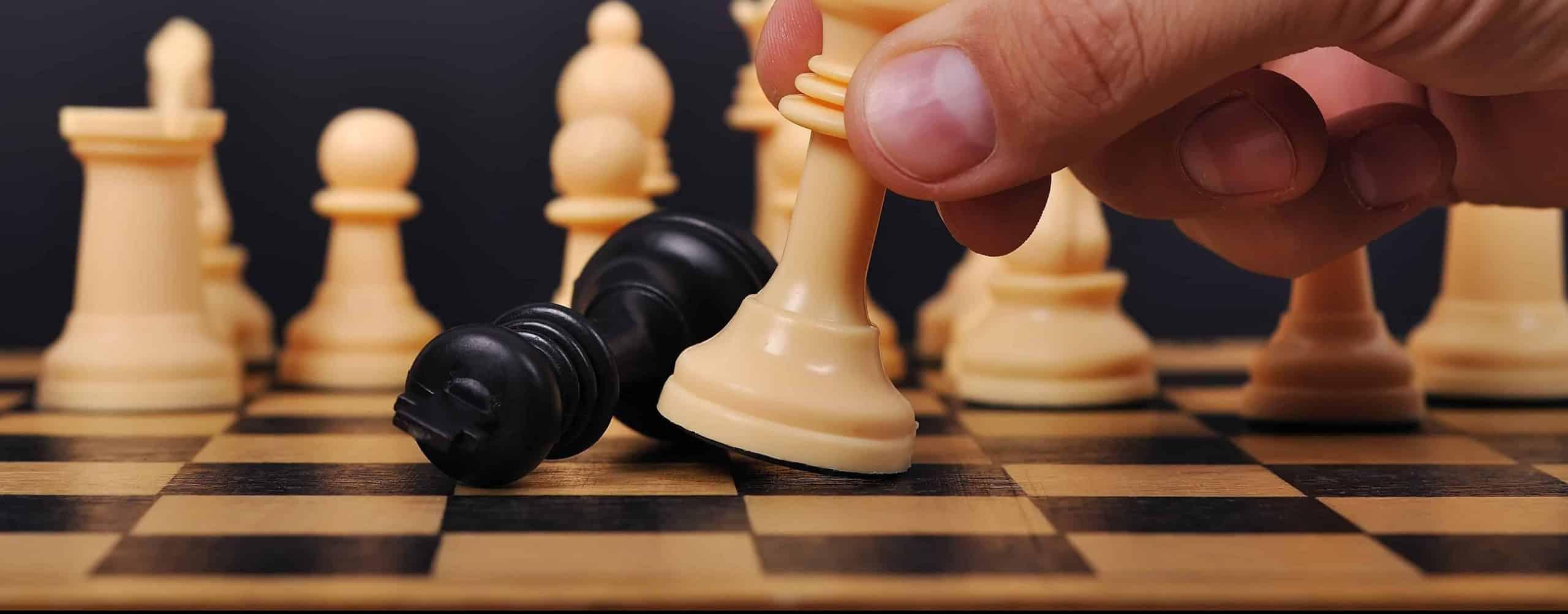 fichas del ajedrez