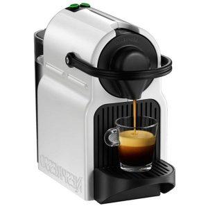 cafetera Nespresso blanca