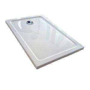 plato de ducha rectangular