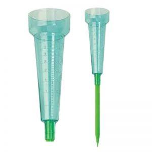 pluviómetro pequeño