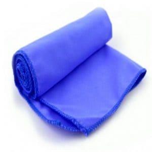toalla de microfibras pequeña
