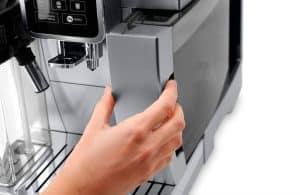 usar una cafetera Nespresso