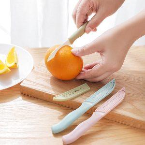 cuchillos de cerámica de colores