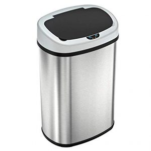 cubo de basura automático
