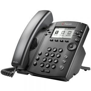 teléfono VoIP estándar