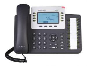 teléfono VoIP ancho