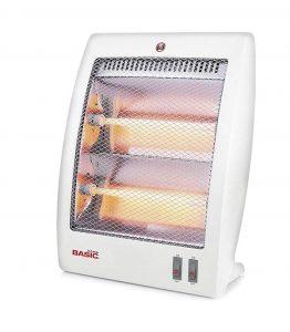 calefactor con tubos