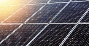 placas solares juntas