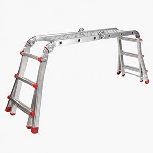 escalera multifunción de andamio