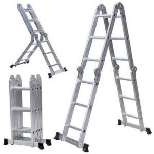varias escaleras multifunción