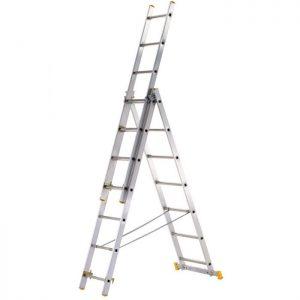 escalera multifunción alta