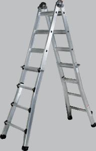 escalera multifunción telescópica