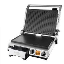 grill electrico con plancha
