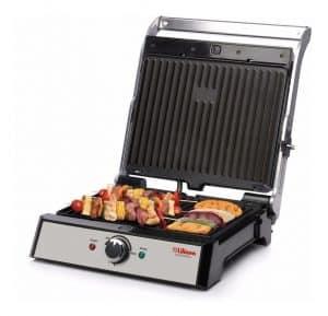grill electrico abierto