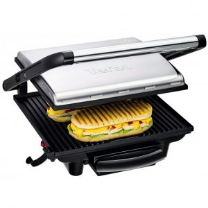grill electrico con paninies