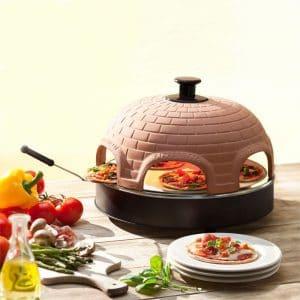 horno para pizza tradicional