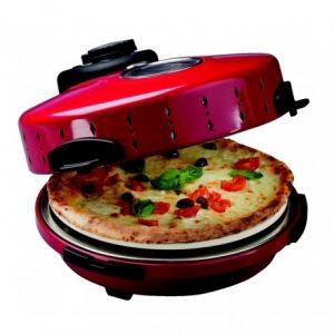 horno para pizza compacto