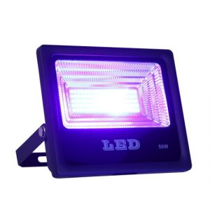 lámpara de luz UV rectangular