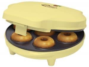 máquina de donuts para 9 unidades